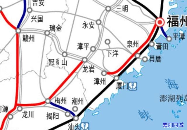襄阳将是十三五高铁规划的最大受益者 中国即将诞生的十大高铁新枢纽 襄阳 赣州 临沂 菏泽 淮安等 微赞