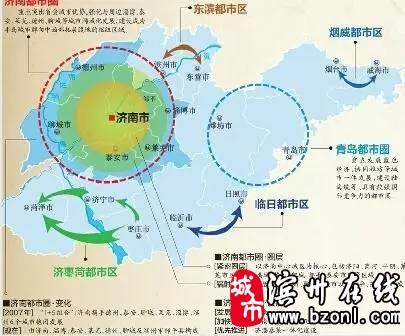 邹平地图县城地图