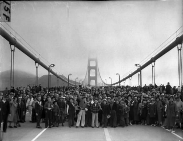 一封写给金门大桥80岁的生日情书!
