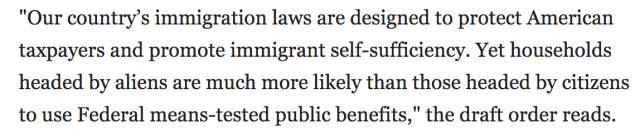 川普将推新立法:新移民5年内不能领福利,哪些华人将受影响?